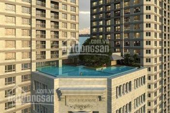 Bán căn hộ 2PN, 2WC giá rẻ nhất D'. Le Roi Soleil, view Hồ Tây, đầu tư cho thuê lợi nhuận cao