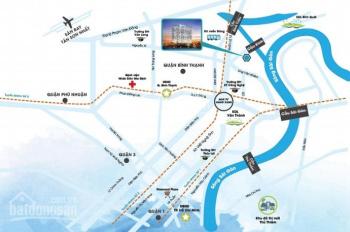 Cần bán căn hộ Soho Premier 778 Xô Viết Nghệ Tĩnh, Phường 26, quận Bình Thạnh