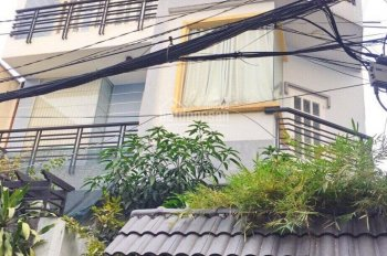 Bán nhà 2 mặt hẻm 4m Điện Biên Phủ, DT 4.2x10.5m, 3 tầng, giá 6.5 tỷ. (TL)
