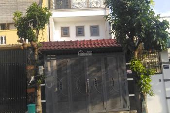 Bán nhà 1 trệt 1 lầu 1 lửng, khu biệt thự Thạnh Xuân, Q12, 3.55 tỷ LH:0988896309