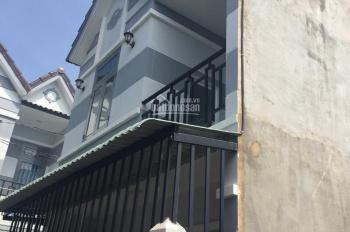 Bán nhà giá rẻ Tân Vạn 1 lầu, 1 đứng tên sổ riêng, giá 980 tr, đường vào ba gác