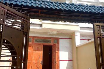 Bán nhà mái thái xây mới 100% hẻm Họa Mi, đường nhựa 5m, sau UBND phường Phú Lợi, giá 4.7 tỷ