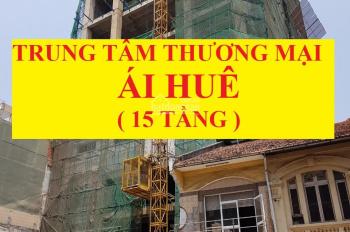 Chính chủ : bán nhà 7 tầng, Mặt tiền Trần Hưng Đạo, Q5. Đối diện TTTM ÁI HUÊ 2. Giá 33 tỷ