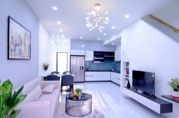 Bán nhà ngay UBND Phú Lợi. LH 0961 731 836