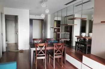 Cần bán căn chung cư 127m2 Tây Hà số 19 Tố Hữu, 3 PN, 3WC, ban công view công viên hồ điều hòa