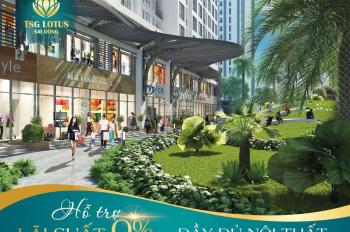 TSG Lotus Sài Đồng biểu tượng mới cho cuộc sống tiện nghi tại Long Biên