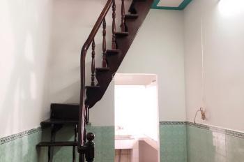 Cho thuê nhà nguyên căn, chính chủ, 1 trệt 1 lầu ban công, trung tâm Q Gò Vấp, LH 0919746442