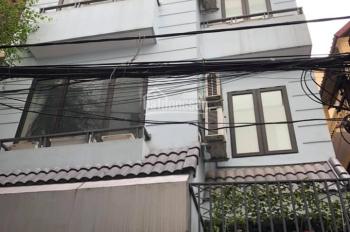 Bán nhà 5 tầng 55m2 MP Nguyễn Khang KD, làm VP tốt Giá 10.5 tỷ