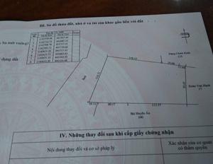 Chính chủ cần bán đất ở ấp Xóm Mới, xã Bãi Thơm, huyện Phú Quốc, Kiên Giang