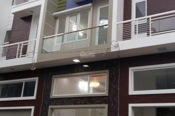 Cần bán gấp căn nhà mới xây mặt tiền Hoàng Bật Đạt, DT 4m x 16m, đúc 4 tấm, LH 0385999222