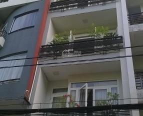 Bán nhà mặt tiền đường Hoa Cúc, quận Phú Nhuận, DT 4x14m, giá 13.5 tỷ TL, HĐT 30tr/th