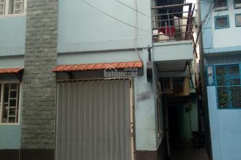 Bán nhà hẻm lớn Phan Chu Trinh,P24, QBình Thạnh, Hồ Chí Minh