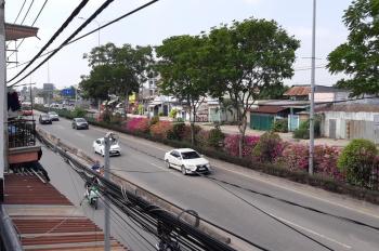 Bán nhà mới, mặt tiền Quốc Lộ 22, Thị Trấn Hóc Môn, (5x8m), 1 lầu đúc, tiện buôn bán đa ngành nghề