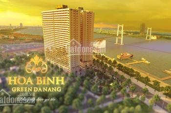 Quỹ 50 căn độc quyền Hoà Bình Green Đà Nẵng, lợi nhuận 12%, giá chỉ từ 1.1 tỷ, LH: 0848.366.396