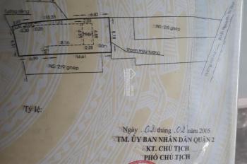 Nhà + đất đường Nguyễn Thị Định, quận 2