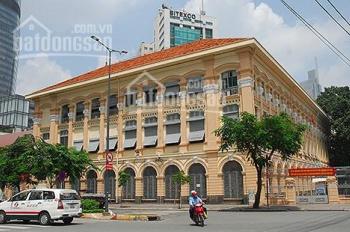 Cho thuê nhà góc 2 MT đường Hàm Nghi ngay chợ Bến Thành DT 10x20m