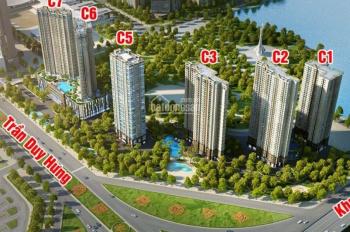 Bán gấp căn 2PN, giá 3.2 tỷ sổ hồng lâu dài dự án D'Capitale Trần Duy Hưng. LH: 0934464599