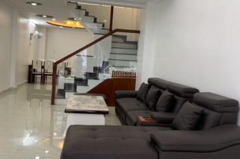 Bán nhà đường Phạm Văn Chiêu, P9 hẻm cực đẹp (hẻm 240) DT: 4x15m đúc 3,5 tấm, giá 6 tỷ 7