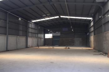 Nhà xưởng đường Ấp 3, Tân Bửu, Bến Lức. Diện tích 1500m2 có 500m2 thổ cư xây xưởng, giá bán 13 tỷ