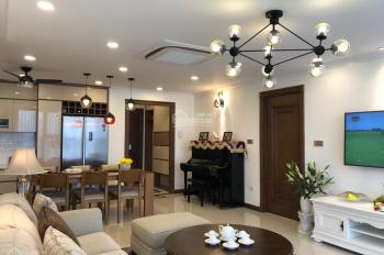 Cho thuê căn hộ cao cấp tại Vinhomes Nguyễn Chí Thanh 120m2, 3PN, giá 26tr/th, LH: 0981497266