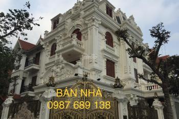 Chính chủ bán biệt thự khu đô thị Dịch Vọng DT: 258m2 lô góc vườn hoa, xây thô 4 tầng. 0987.689.138