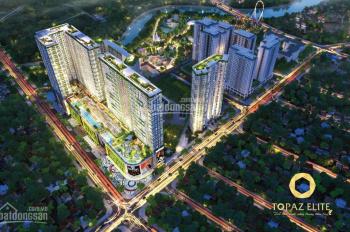 Căn hộ Topaz Elite quận 8 cập nhật sản phẩm chênh lệch tốt 60m2 full giá 1,7 tỷ. LH: 0902702176