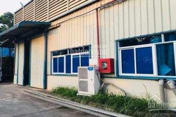 Bán nhà xưởng tại khu công nghiệp Phùng Xá, Thạch Thất mặt đường Đại Lộ Thăng Long. 5000m2