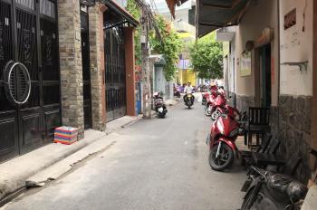 Bán nhà 3 tầng góc 2 mặt tiền HXH đường Lê Bình, P. 4 Tân Bình, 5x10m giá 7,2 tỷ thương lượng