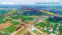 Nền Vĩnh Long New Town Hưng Thịnh bán giá 6tr/m2 diện tích 90m2. LH: 0938620269