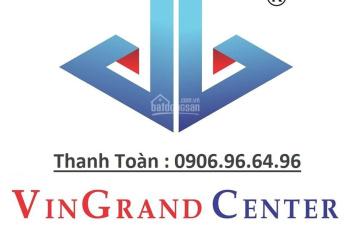 Bán nhà 3 lầu hẻm 5m 89 Thái Phiên, Phường 1, Quận 11, giá 6.2 tỷ (tl)
