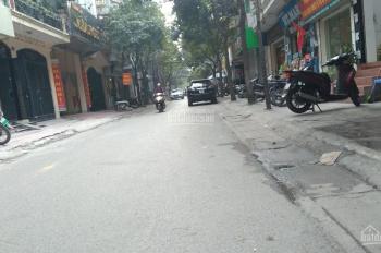 Bán nhà mặt ngõ 93 Hoàng Văn Thái, DT: 55m2 x 5T, MT 5m, ô tô tránh nhau, KD tốt. Giá 9,3 tỷ