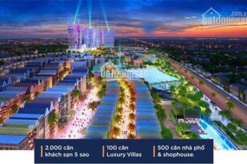 Mũi Né Summer Land Resort - nền thương mại dãy 7 mặt tiền Võ Nguyên Giáp