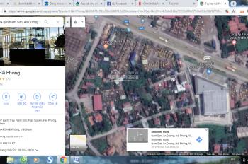 Bán đất tại Nam Sơn, An Dương, Hải Phòng giá 250tr LH 0901.583.066
