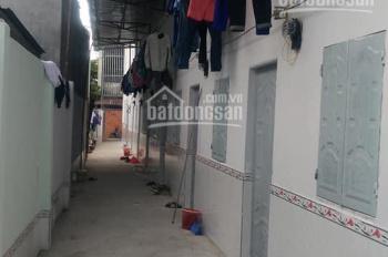 Dãy trọ 4 phòng đường Nguyễn Ảnh Thủ, xã Trung Chánh, huyện Hóc Môn. DT: 110m2, giá: 1.4 tỷ, SHR