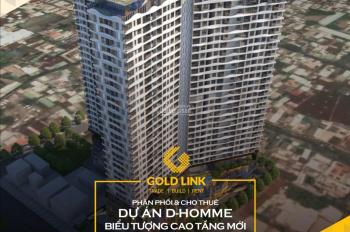 Nhận booking GĐ1 dự án căn hộ cao cấp D-Homme, Quận 6, biểu tượng mới. 0901.752.103