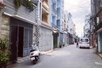 Chính chủ cho thuê nhà nguyên căn Bạch Đằng, P. 2, Tân Bình. Nhà 3 lầu, ST, DT 4x20m, 0902422256