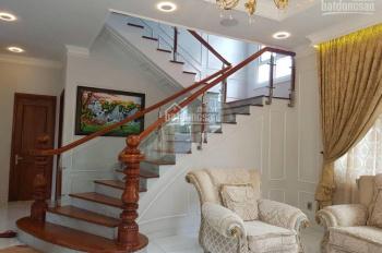 Bán biệt thự Mỹ Thái 7x18m nội thất đầy đủ, đang có hợp đồng thuê cao, giá 18 tỷ  LH 0912183060