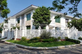 Bán biệt thự Mỹ Phú 378m2, góc 2MT , gần Chateau, nhà xây mới, giá chỉ 32 tỷ - LH: 0912183060- HIỆU