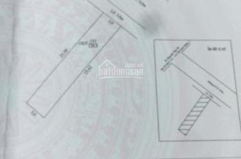 Nền mặt tiền Lộ Ngân Hàng (Lò bánh Diên Thạnh) Cách Nguyễn Văn Cừ 80m, 5 x 25.5m. Giá 7,3 tỷ