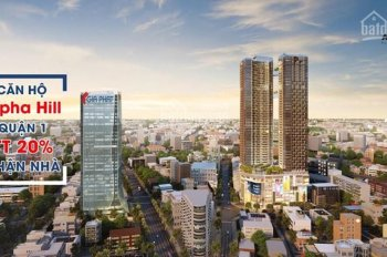 Tôi cần bán căn hộ Alpha City, trung tâm quận 1.giá 233tr/m2,thanh toán trước 20% tới khi nhận nhà