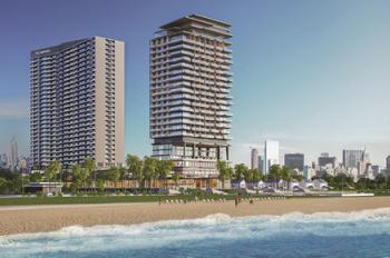 Bán căn hộ Flc Sea Tower tầng 14 view biển và tp Quy Nhơn giá 1.550 tỷ