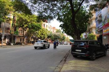 Bán nhà mặt phố Nguyễn Cảnh Dị, vỉa hè 8m, kinh doanh ngày đêm sầm uất, 58m2 4T chỉ 12.9 tỷ