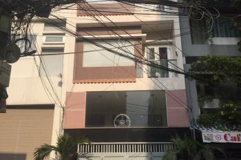 Bán nhà DT 5x14m, 1 trệt, 1 lửng, 3 lầu, nhà mới, ĐC: 332/42/3A Phan Văn Trị, P11, quận Bình Thạnh
