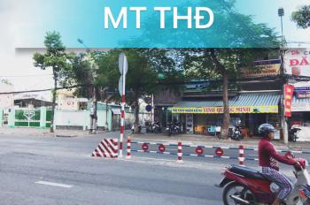 Nhà mặt tiền Trần Hưng Đạo, DT: 4.8 x 16.7m, Tây Bắc