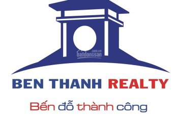 Bán nhà mặt tiền Nguyễn Thị Nhỏ, P. 9, Tân Bình. DT: 8x25m, cấp 4, GPXD: Hầm + 8 lầu