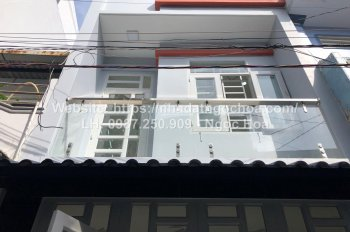 Bán nhà Gò Vấp vị trí đẹp phường 12, đường Nguyễn Duy Cung DT: 3.7x13.5m hẻm trước nhà 5m nhà mới