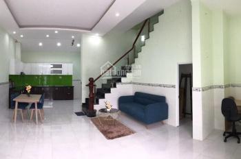 Cho thuê nhà 1 trệt 1 lầu, Hiệp Thành, 90m2, 3 phòng ngủ, giá 8 - 10 triệu/tháng. LH 0911.645.579