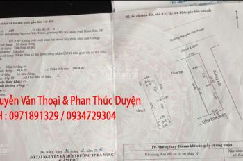Bán nhà Nguyễn Văn Thoại - Đang cho thuê kinh doanh