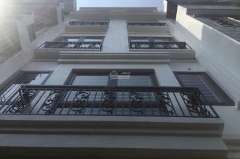 Nhà PL ô tô vào nhà mặt ngõ thông 333 Đền Lừ, kinh doanh rất tốt, 55m2 x 5 tầng mới, chấp nhận TG