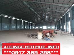 Cho thuê kho xưởng mới xây dựng xong 1800m2, giá 67 tr/th tại đường Thạnh Lộc 41, Thạnh Lộc, Q. 12